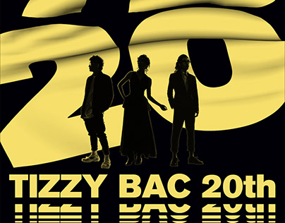 Tizzy Bac 20週年演唱會《鐵之貝克 XX》