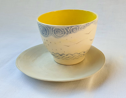 The Sunny Side of Pottery