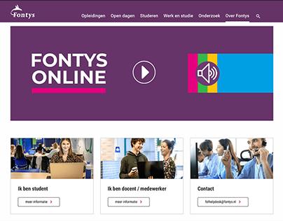 Fontys Online Leren