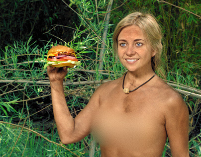 DISCOVERY | Naked And Afraid Carl's Jr.