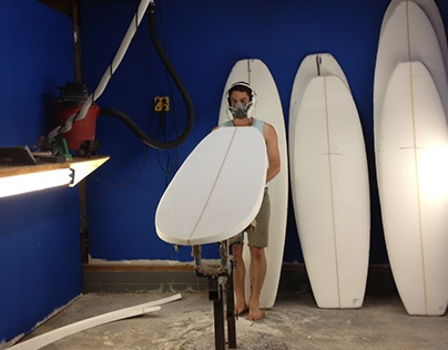 Surfboard Shaping Bay