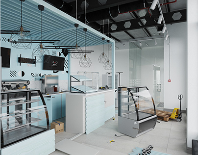 FlyCoffee / Equipment installation