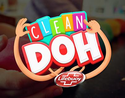 Lifebuoy - Clean Doh