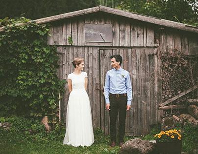 Agnė & Martynas Wedding