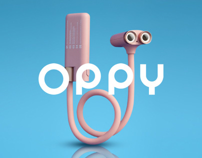 Oppy Brand Website Renewal