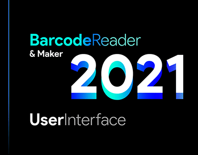 Barcode Reader App UI/UX