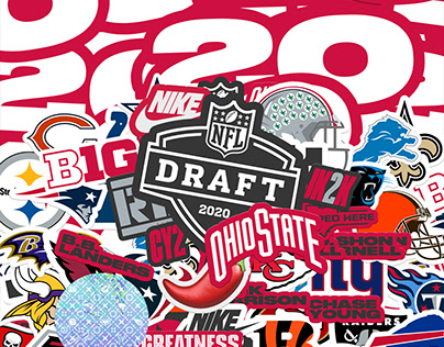 Ohio State Football x NFL Draft 2020
