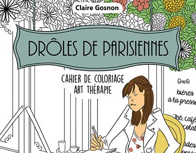 Parisiennes en couleurs