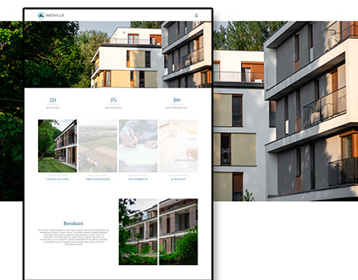 Imoville webdesign