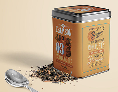 The Crimson - Organic Tea