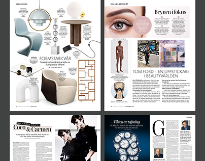 More Editorial Design