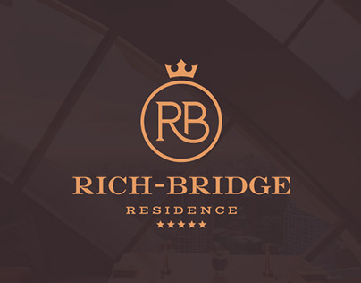 Rich Bridge - Residence Branding & Collateral Materials