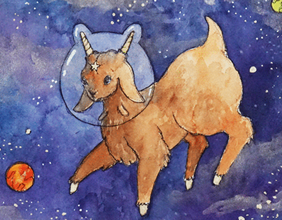Goat starshine adventures