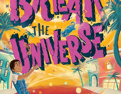 Disney: Cover art Sal And Gabi Break the Universe