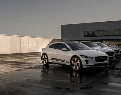 Jaguar Design Studio - Nick Guttridge