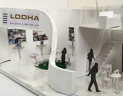Exhibition Design - Lodha Group