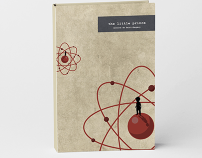 "3 Conceptual Book Covers for ""The Little Prince"""