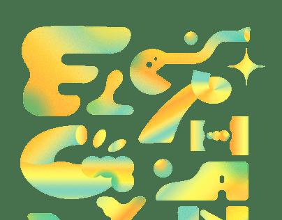 2020 大象體操|團服圖像設計 ELEPHANT GYM T-shirt Design