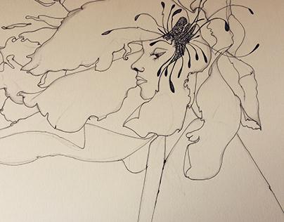 fiore al vento