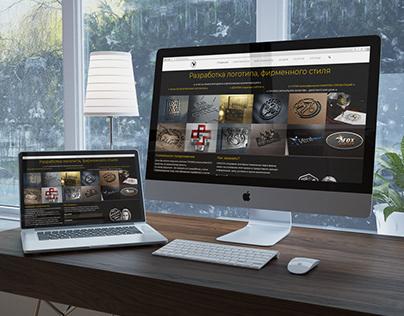 Redesign of my website: www.logofabrika.ru
