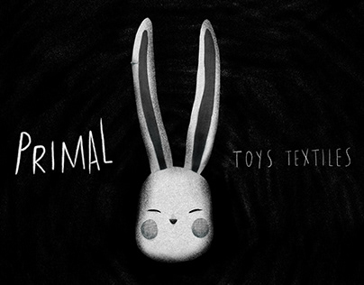 Primal - Characters and Textile Toys