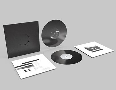 BST020 / Vinyl Artwork & Packaging