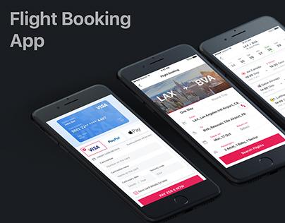 Flight Booking App - Free Download
