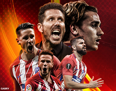 Atletico Madrid Super European Champion