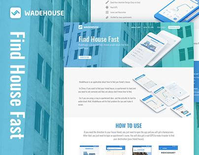 WadeHouse Website Design