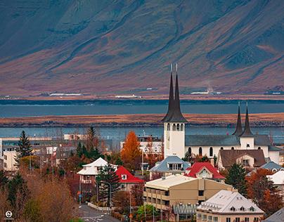 PERLAN - observation deck 2019 Iceland
