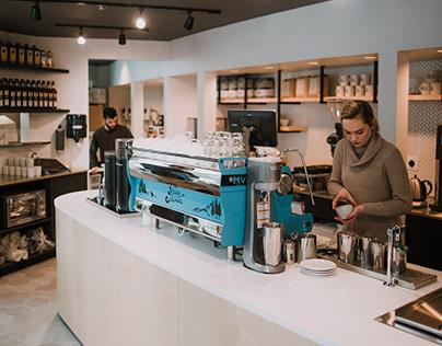 5 Stones Coffee, Bellevue