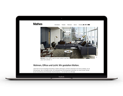 Mathes Webdesign