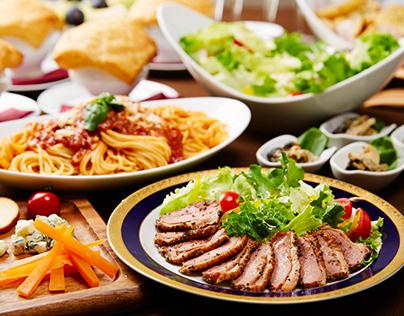 Various Food Photo