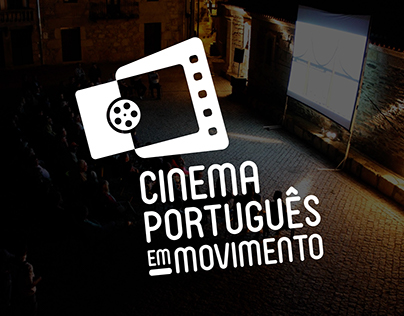 Cinema Português em Movimento | Rebranding