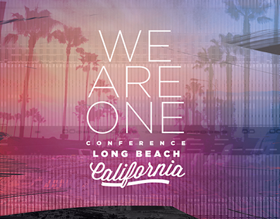 We Are One / One Page Design 2015