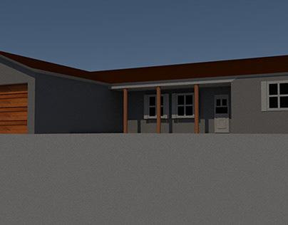 3D Modeling building
