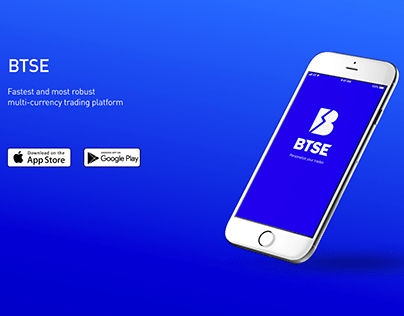 BTSE – logo redesign