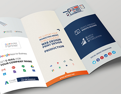 Tri-fold Brochure Free Download