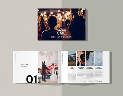 Catalogue Prestataire de mariage