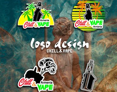 Logo desing - Vape Store