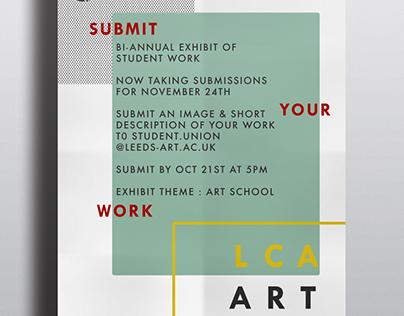 ArtFest Exhibition // Brand Design & Poster Design