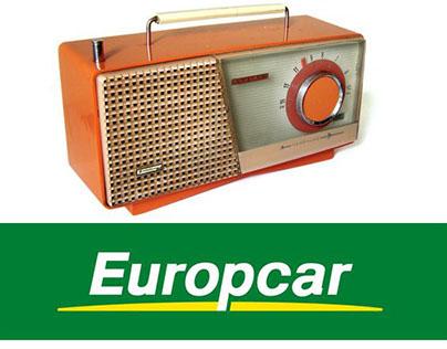 "RADIO NOLEGGIO EUROPCAR - Valigie 30"""