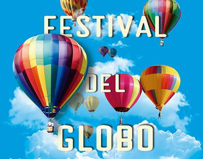Festival del globo- Poster- Faylin LD