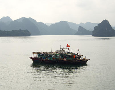 Vietnam 4/5; Ha Long