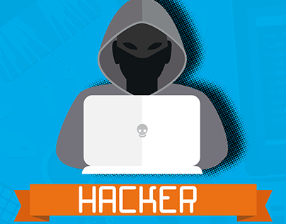 Hacker as Subculture - Infographic