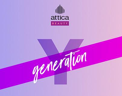 Attica Beauty Generation Y