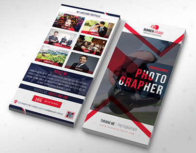 Professional Photography DL Flyer