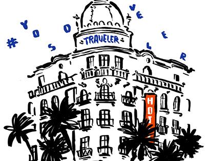 Condé Nast Traveler - Gold List 2020