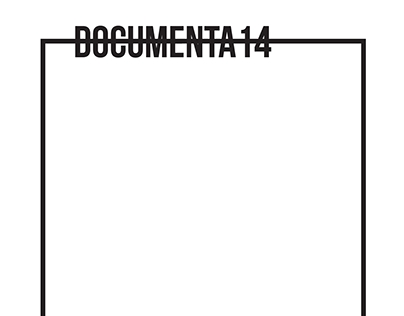 Corporate Design DOCUMENTA14