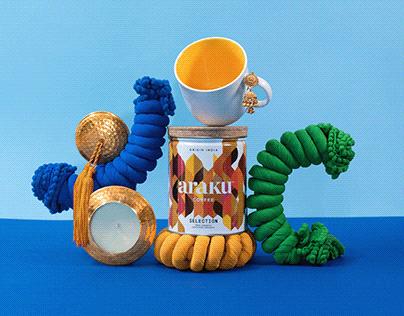 Araku Coffee - Diwali Campaign